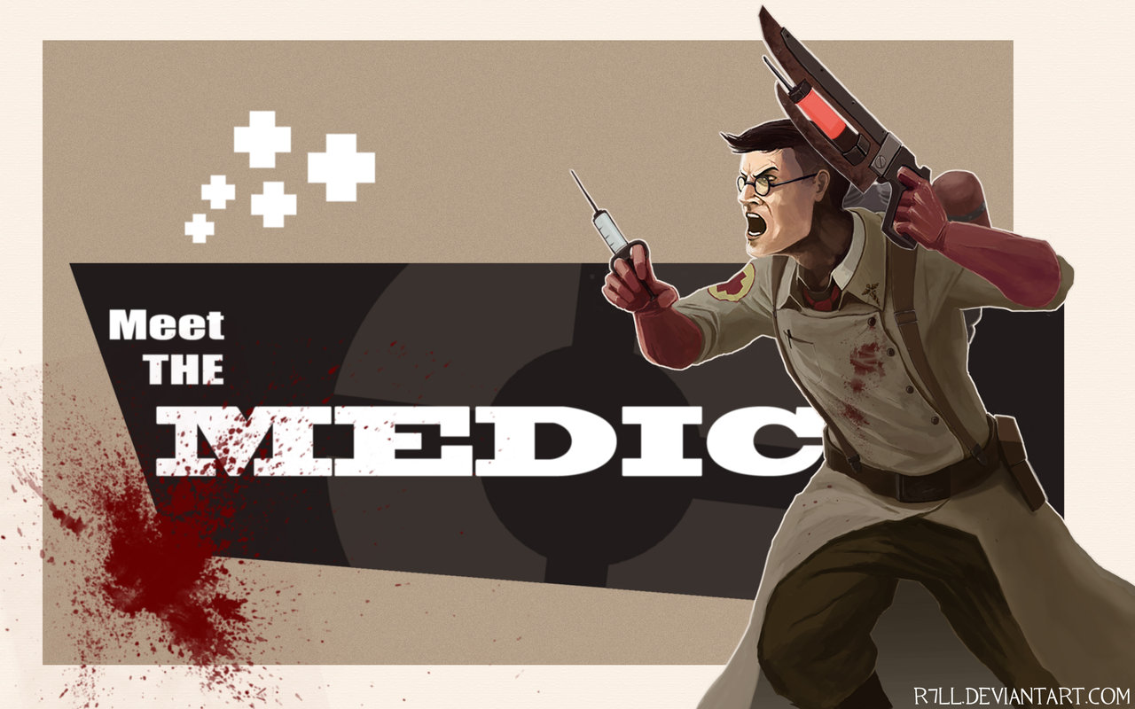 meet the medic kill me if you can