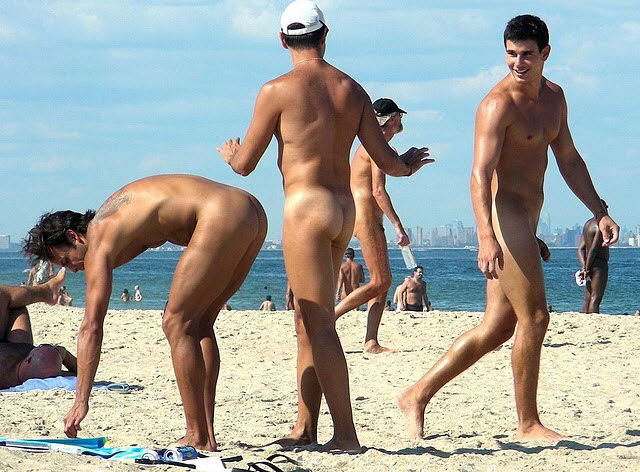 гей пляжи фото